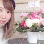 美容師HAPPYお花