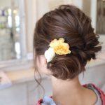 高松祭りに行く前に可愛くヘアアレンジをしませんか?