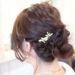高松市で結婚式のヘアアレンジならお任せ下さい!!