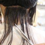 軽さのあるふわっとショートヘアの切り方