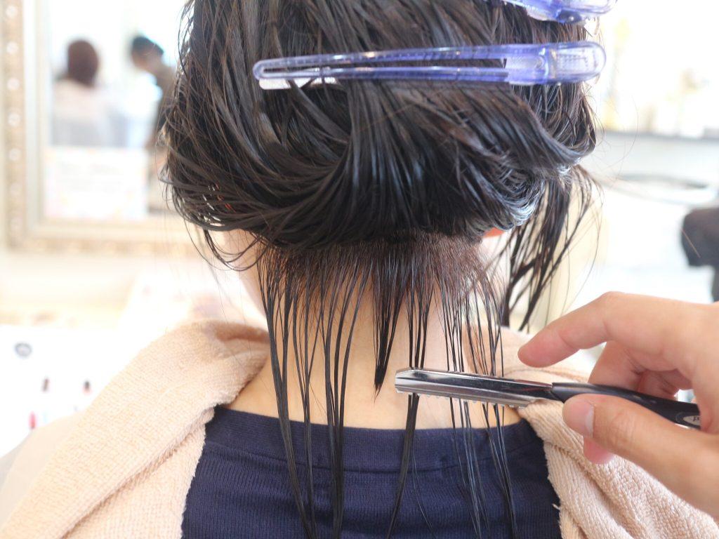 髪型,ショートボブ,美容室,高松市