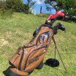 休日ゴルフの話