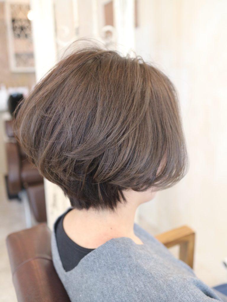 ショートヘア,髪型,高松市,美容室