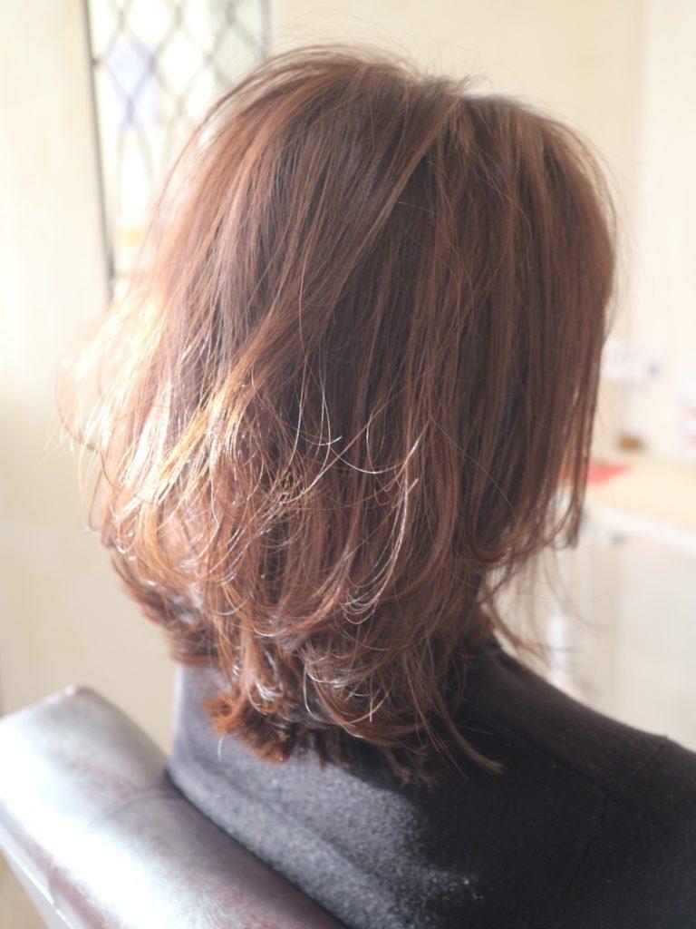 高松,髪型,ミディアム