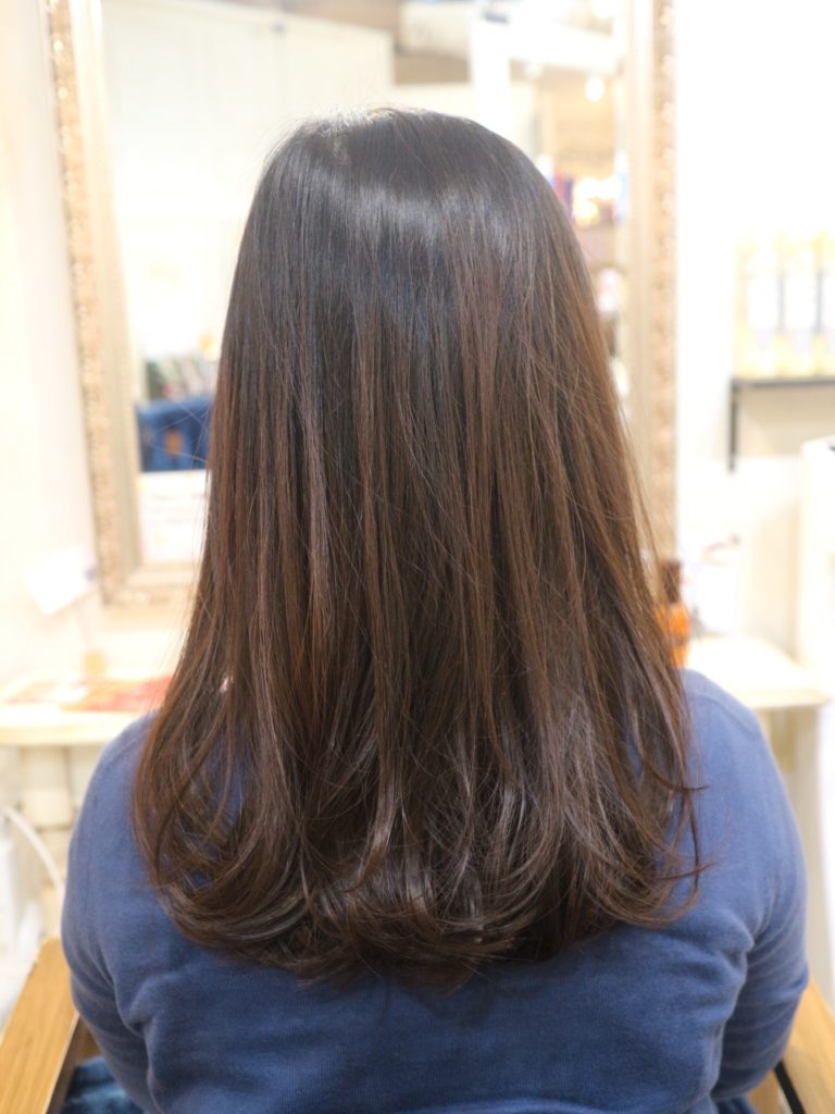 髪型,ロングヘア,高松市
