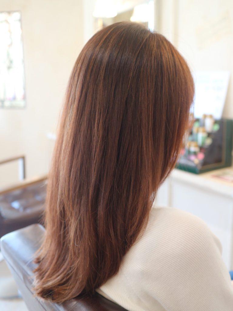 髪型,高松市,カラー