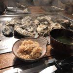 ☆毎年恒例の牡蠣焼き☆