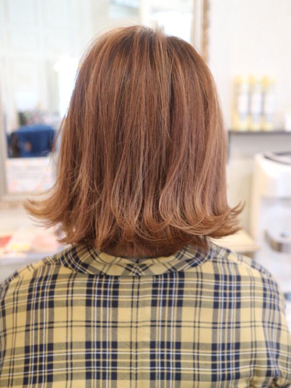 高松市,美容室,髪型,ボブ