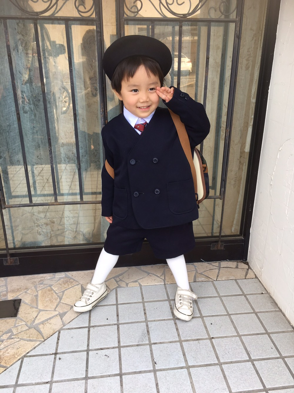 幼稚園,入園