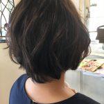 くせ毛を活かしたショートヘアに大変身☆