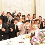 大切な友達の結婚式💍💕