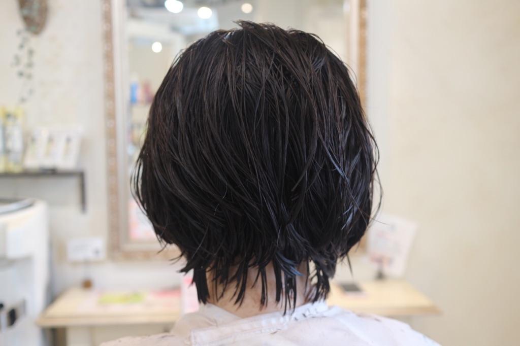 ショートヘア,美容室