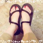 夏♡お気に入りの1足*^^*