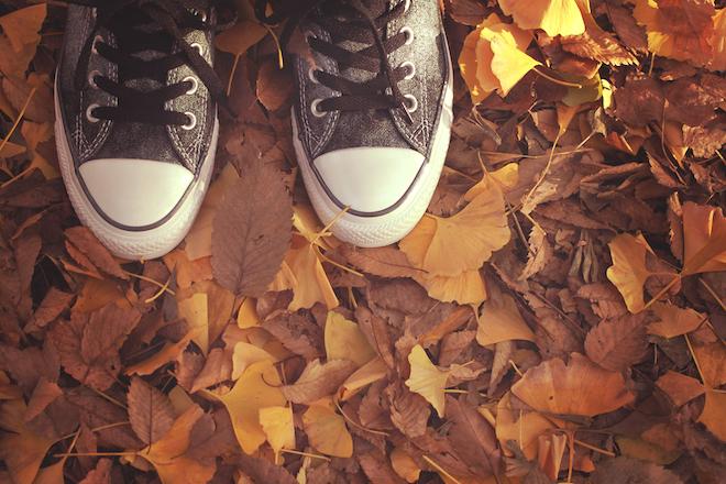 秋,雰囲気