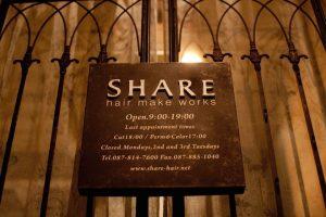 SHARE,5周年