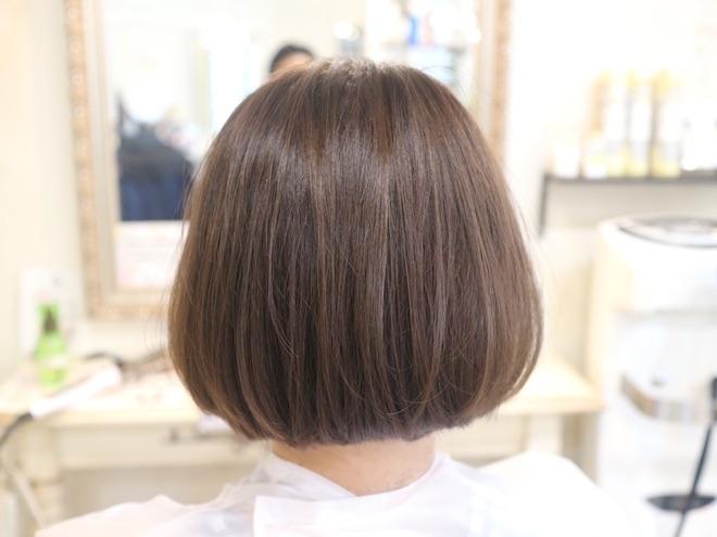 カラー,髪型