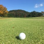 休日は久しぶりのゴルフでした☆