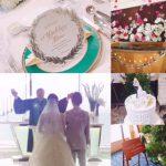 大好きな友達の結婚式♡