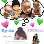 ✨ 200 Days ✨