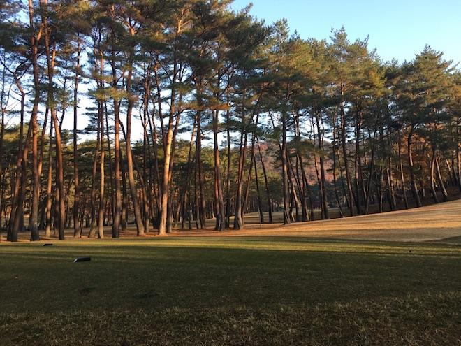 ゴルフ場,神戸
