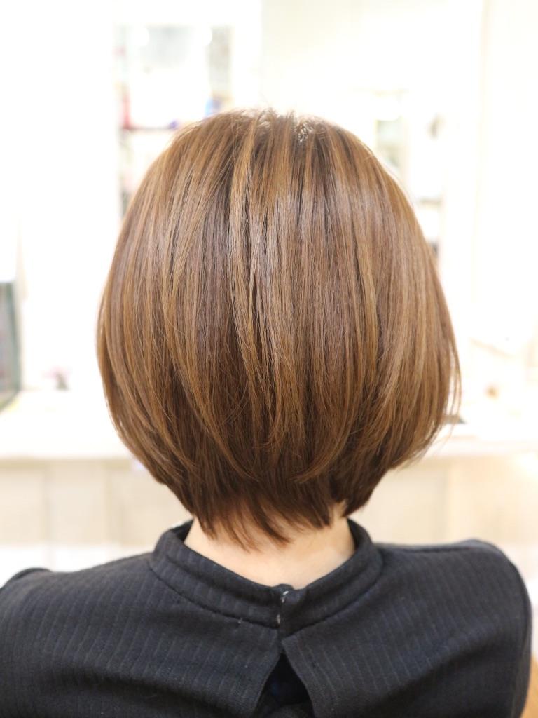 髪型,ショートヘア
