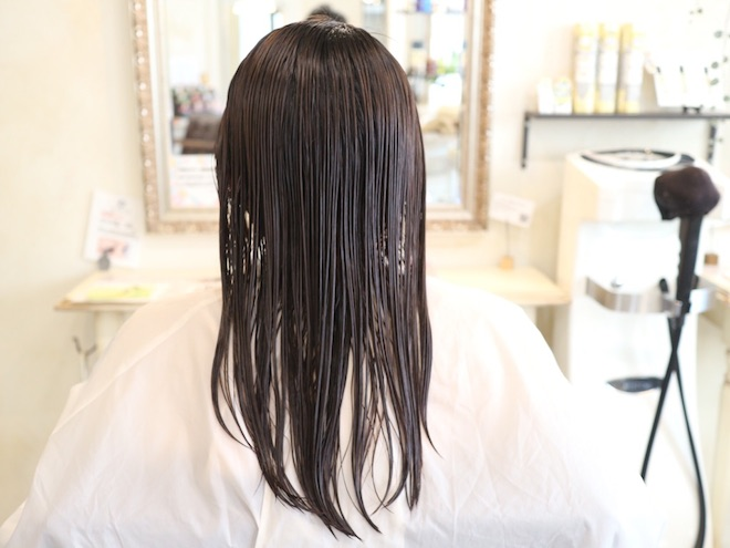 美容室,髪型