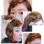 ☆前髪アレンジ☆