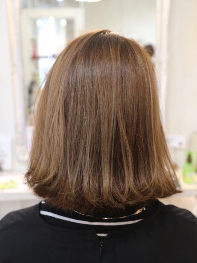 髪,カラー,美容室