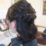 黒髪ボブのヘアアレンジ方法
