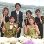 ステキな結婚式でした♪( ´▽`)