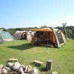 祝日の連休は淡路島へキャンプ旅⛺️