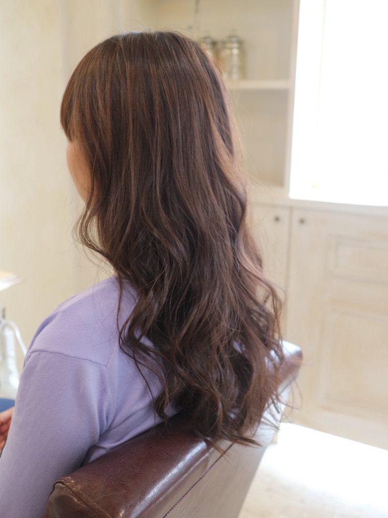 髪,ロングヘア,美容室,高松