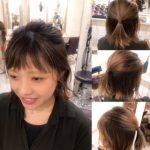 ☆たまちゃんの髪を簡単arrange☆