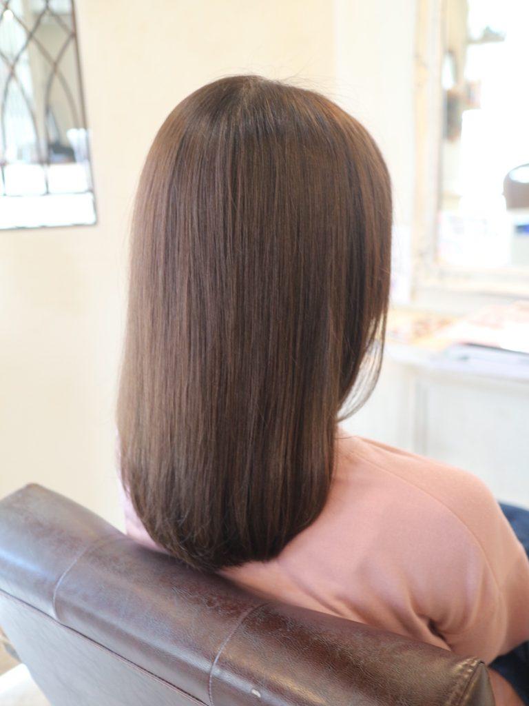 髪型,痛み,トリートメント