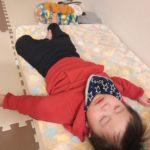 息子の寝る時間問題🙄😫