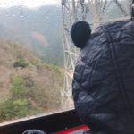 初めての雪山デビューは『雲辺寺』へ👶🏻🛷🏂