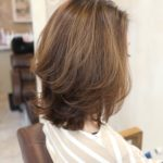 高松市でハイライトカラーが得意な美容師^_^