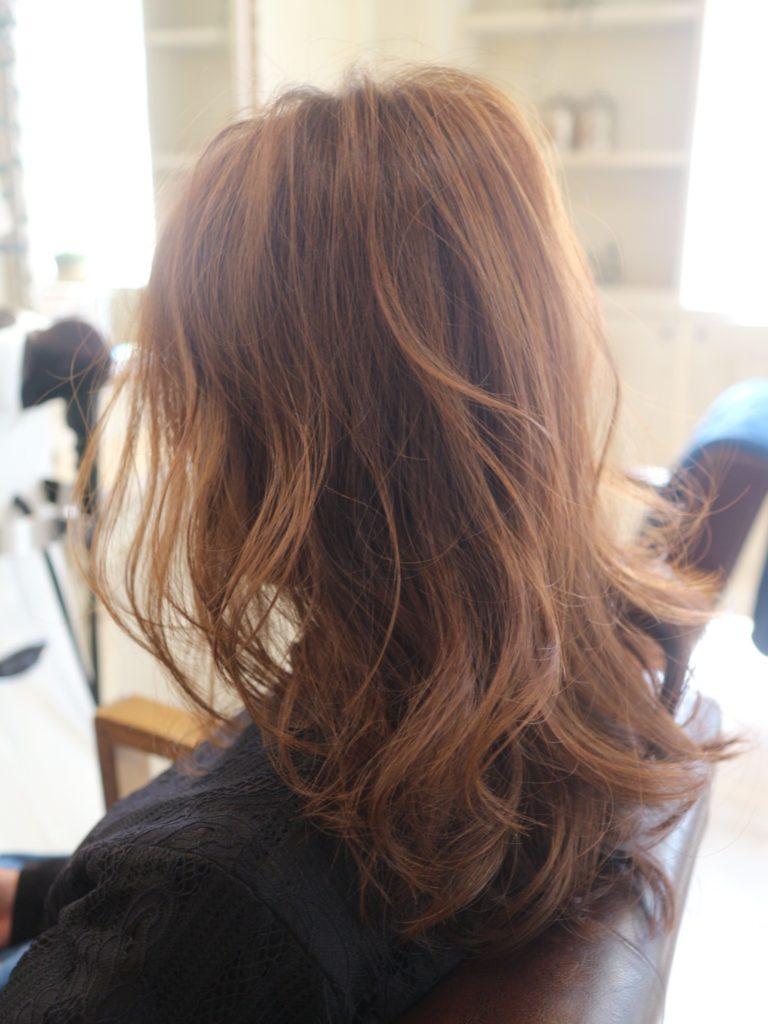 高松市,髪型,巻き髪