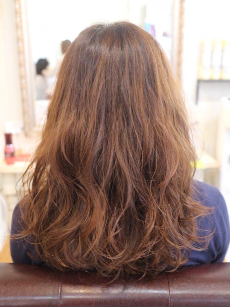髪型,パーマ,高松市