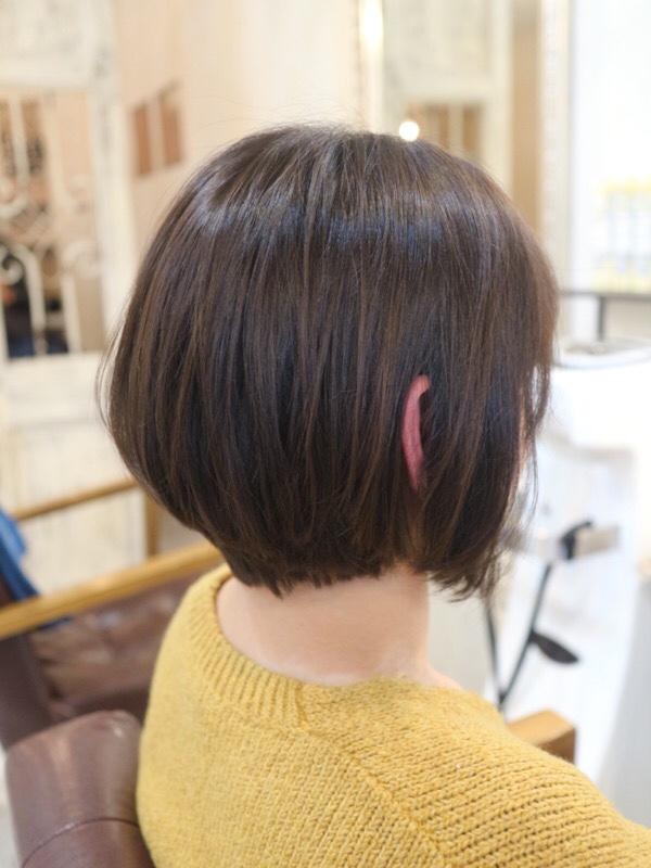 ショートヘア,髪型,高松市