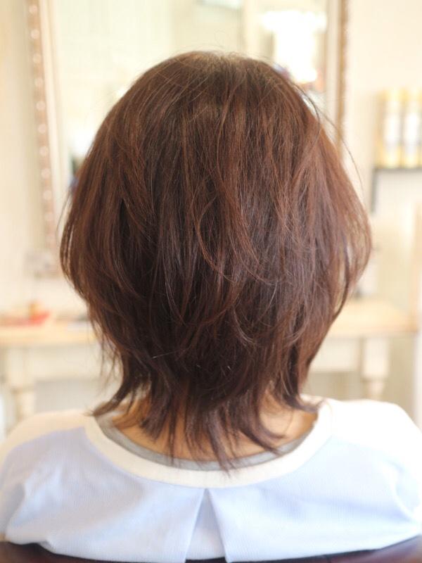 ソフトウルフ,髪型,高松市