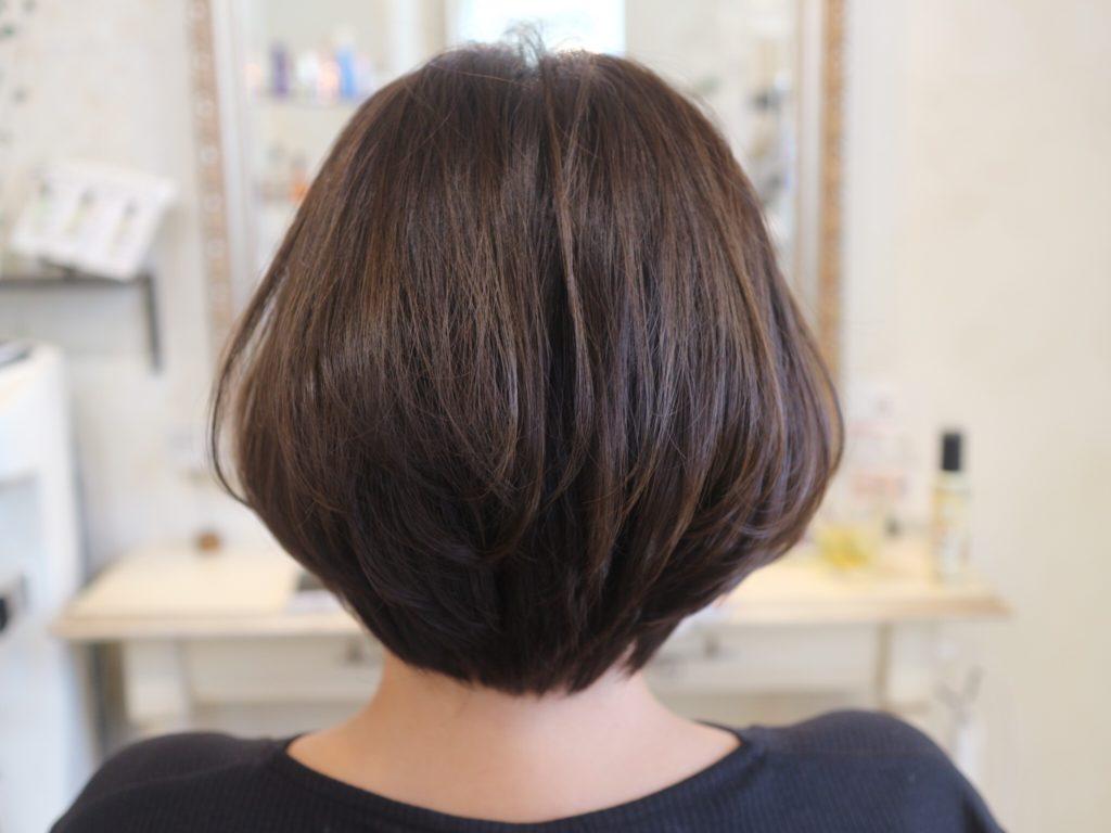 髪型,ショートヘア,高松市