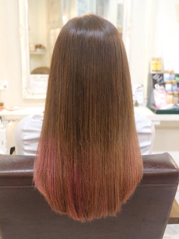 デザインカラー,髪型,高松市