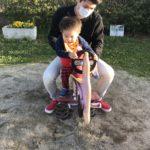 仏生山公園にいってきました🏃♀️🏃♂️