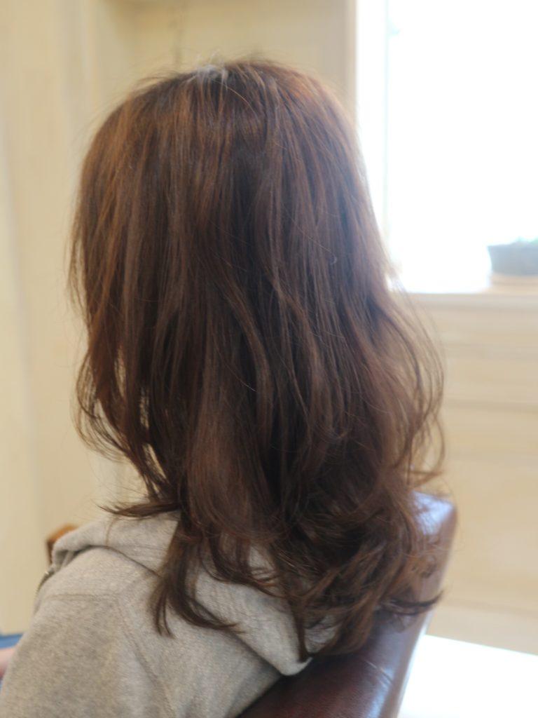 高松市,髪型,美容室,カラー