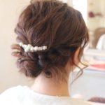 結婚式のヘアセットはどんな髪型が人気なの?