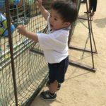 息子の運動会🧢成長に感動😭💛
