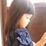 2歳のかわいい女の子😍!!
