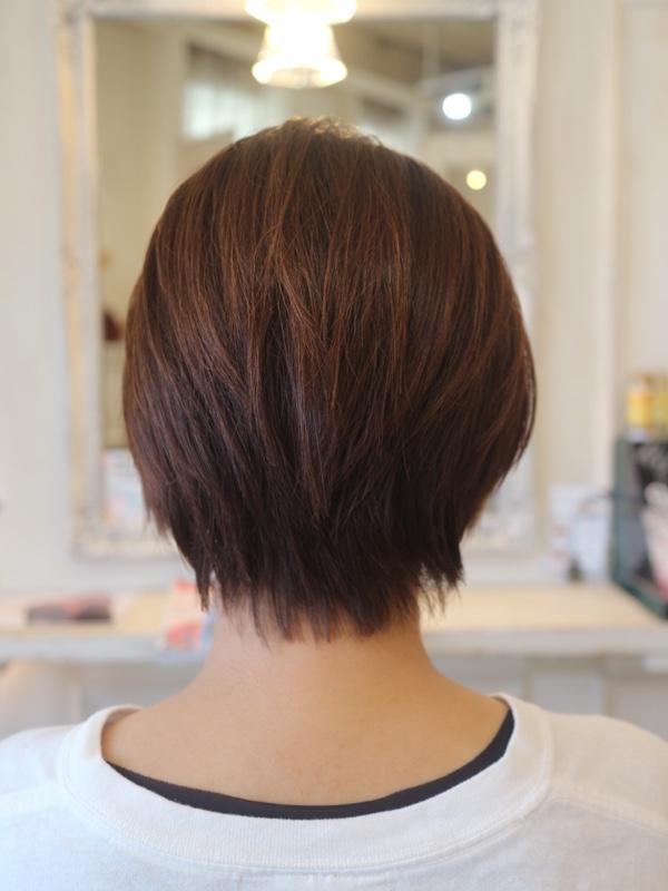 高松市,髪型,ショート