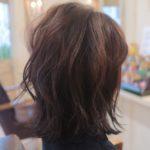 鎖骨くらいのミディアムヘアが可愛い!